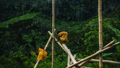 Parque Bambú: un espacio para jugar con libertad en la Selva Central del Perú