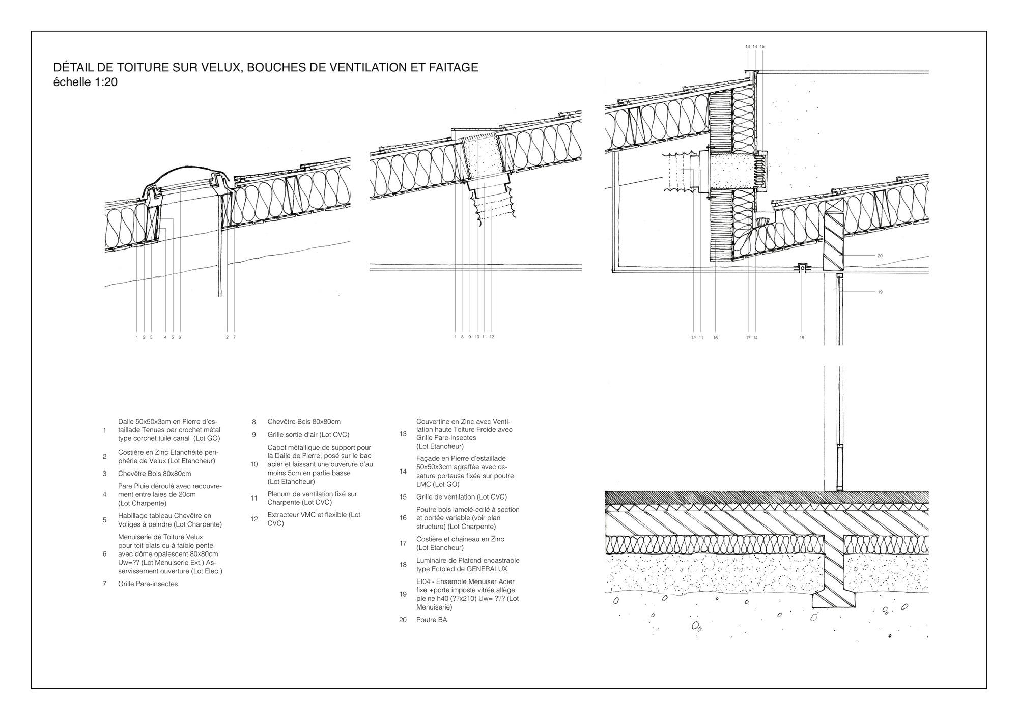 gallery of juvenile detention educational facility combas architectes 31. Black Bedroom Furniture Sets. Home Design Ideas