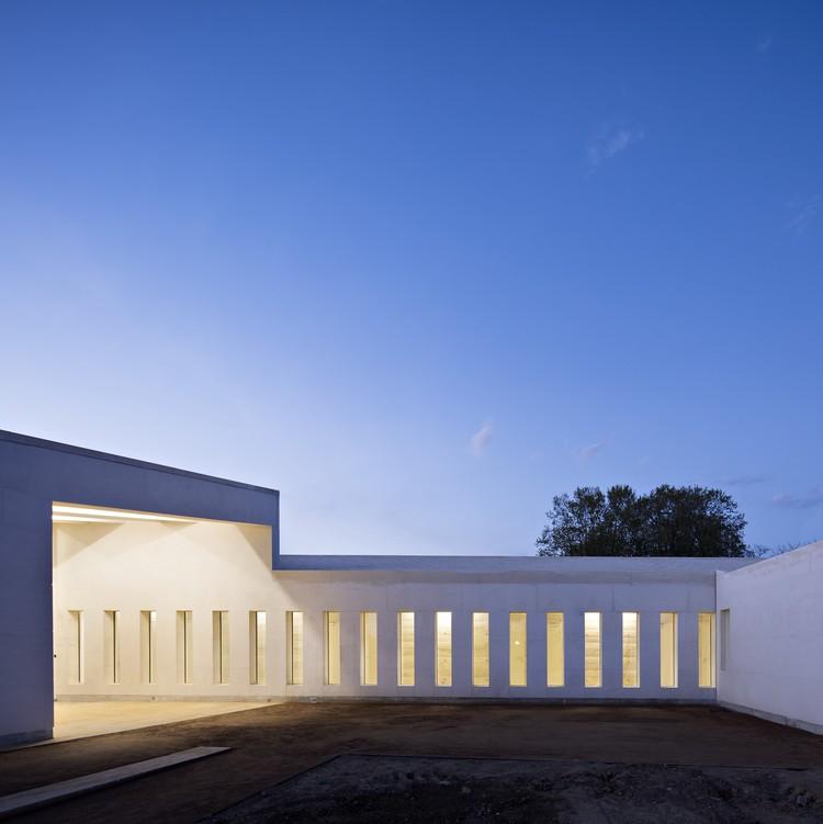 Centro de detenci n juvenil educativo combas architectes for Edificios educativos arquitectura