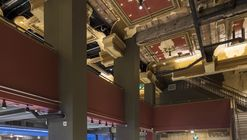 Palace Theatre Renovation / Oertel Architects