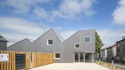 Residence Stephane Hessel  / PLURIEL[LES] ARCHITECTES + Michaël PLACIDI ARCHITECTE