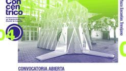 Concurso de diseño y realización del pabellón de información de Concéntrico 04 en Plaza Escuelas Trevijano