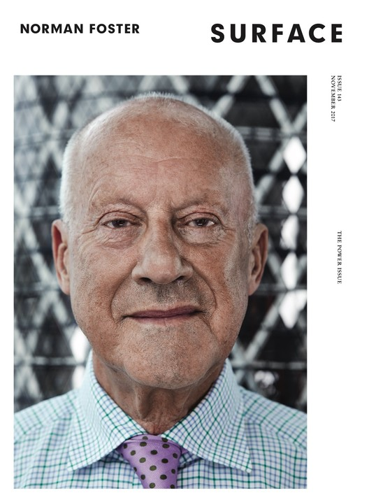 Surface Magazine Talks to Norman Foster About Designing for Bloomberg and Cementing His Legacy