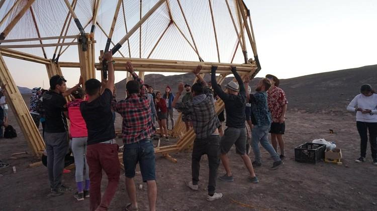 Así se vivió el Encuentro Latinoamericano de Estudiantes de Arquitectura 2017: ELEA Atacama 2017, © Germán Redondo
