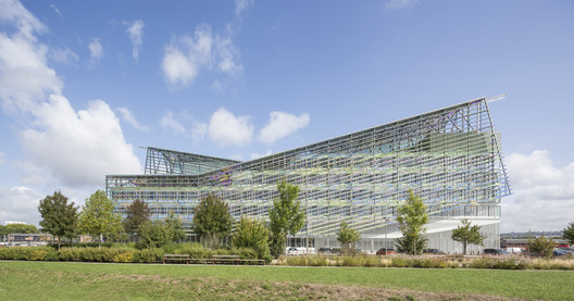 Headquarters of Métropole Rouen Normandie / Jacques Ferrier Architecture