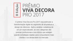 2º Prêmio Viva Decora PRO