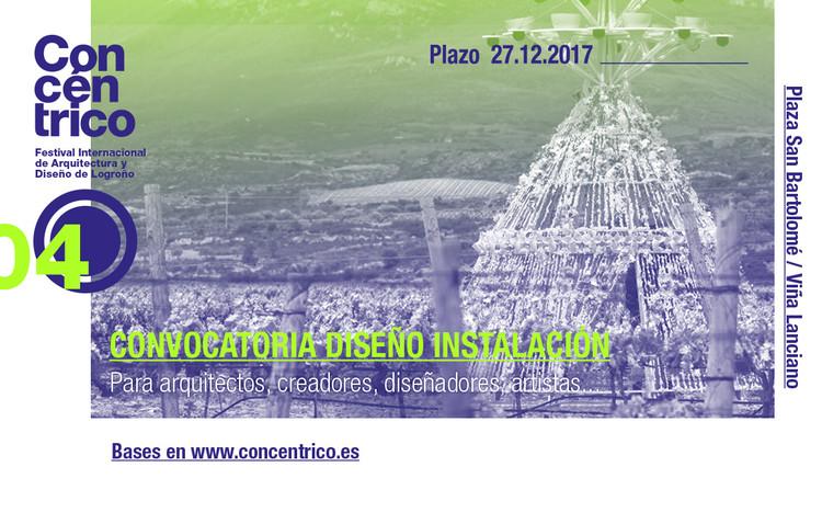 Concurso de diseño y realización de una intervención en Viña Lanciano en Concéntrico 04, Concéntrico 04 / Viña Lanciano de Bodegas LAN
