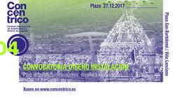 Concurso de diseño y realización de una intervención en Viña Lanciano en Concéntrico 04