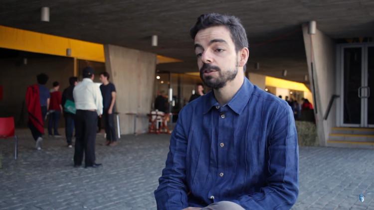 Ignacio Galán: 'El quién valida a quién en una bienal no es lo más importante', Ignacio Galán. Image © Manuel Albornoz