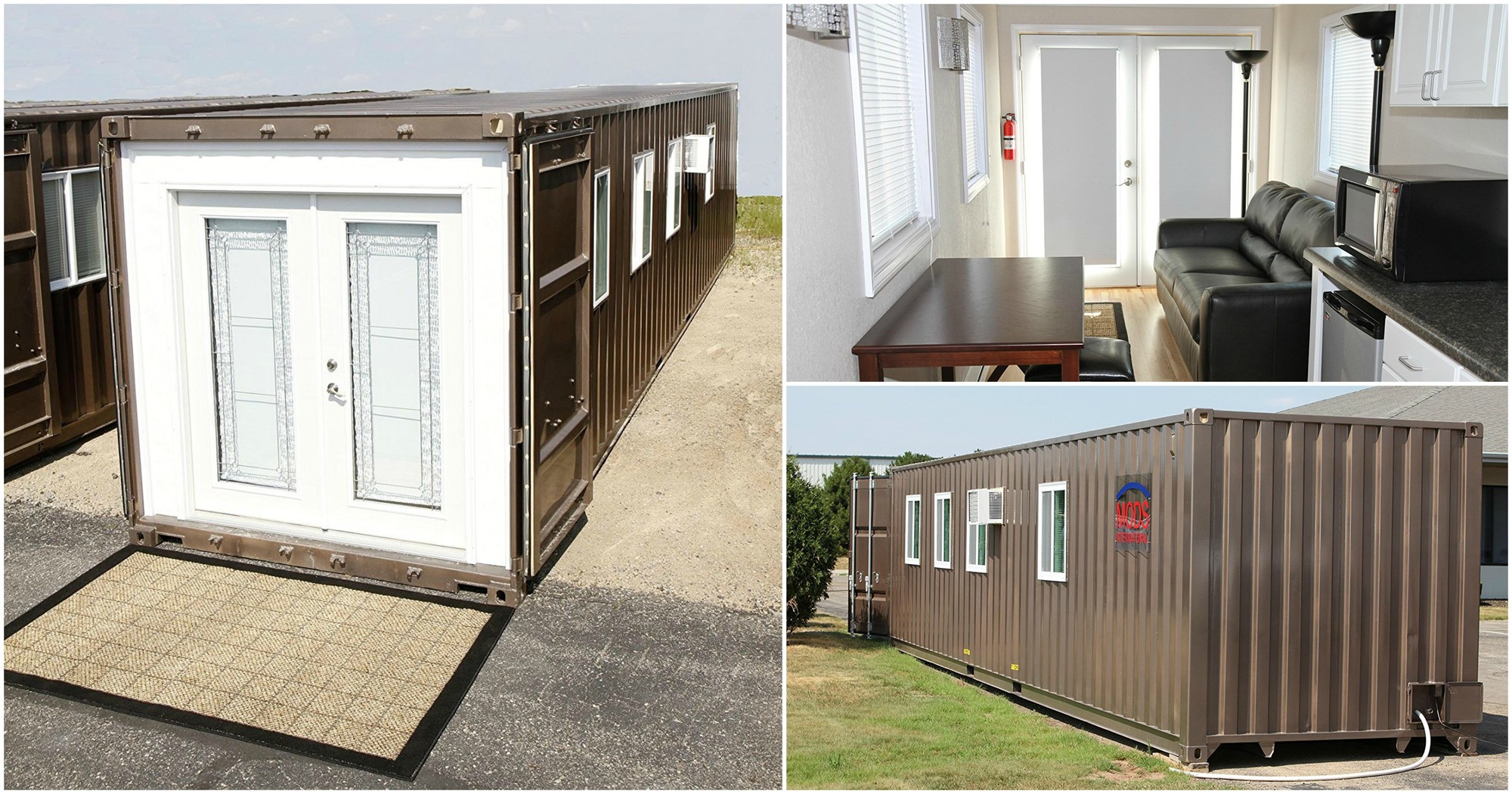 You Can Now Buy A Shipping Container Tiny House From