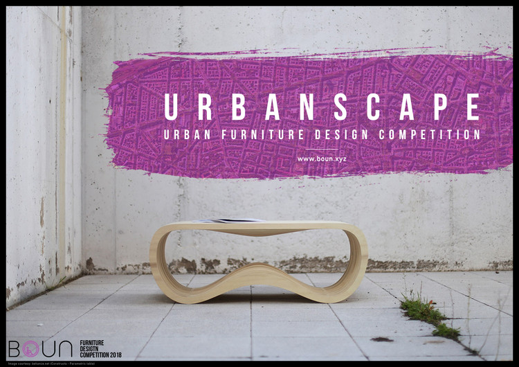 URBANSCAPE : Urban Furniture Design Competition, What's best for the left-over spaces from our criss-crossing cities infrastructures?