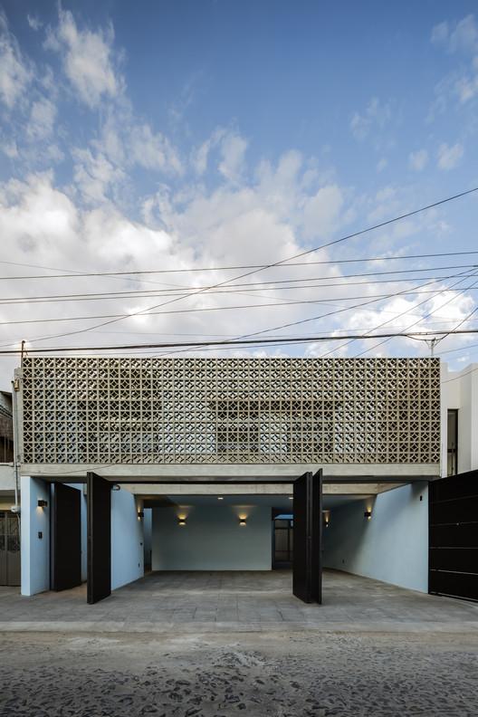Casa Azul / Delfino Lozano, © César Béjar