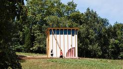Serralves' Pavilion / fala