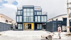 Sede central de África Fintech Foundry / MOE+ Art Architecture