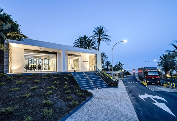 Centro de Visitantes ALUDIUM  / Rocamora Arquitectura, © Cabrera.Photo