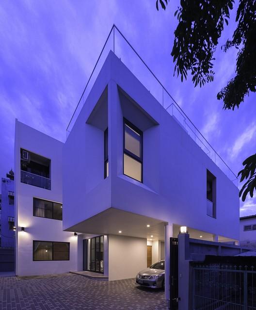 Casa Sukhumvit 50 / DFAP Architect, © Boonchet Chuangsuvanich