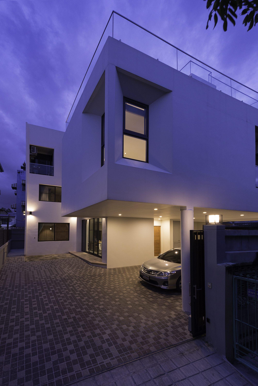 Gallery of Sukhumvit 50 House DFAP Architect 7