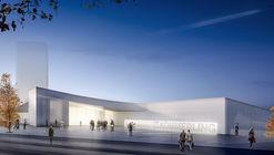 EnMedio Studio, primer lugar en concurso de nuevo 'edificio cero' para Kömmerling en Madrid