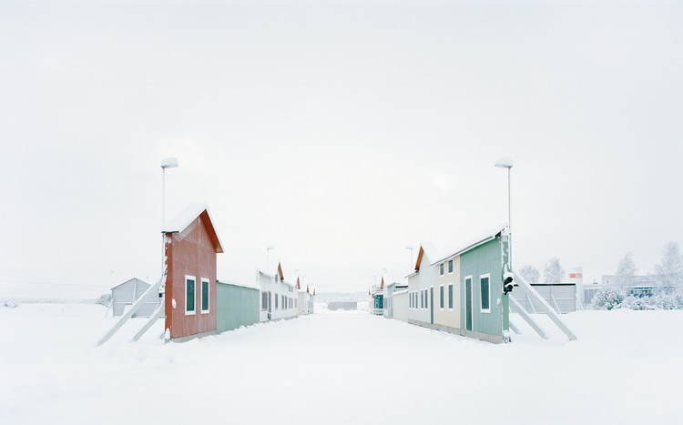"""Potemkin Villages"" Expose a World of Architectural Fakery, Sweden, Carson City. Image © Gregor Sailer"