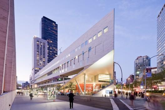 The Juilliard School, New York City. Image © Iwan Baan