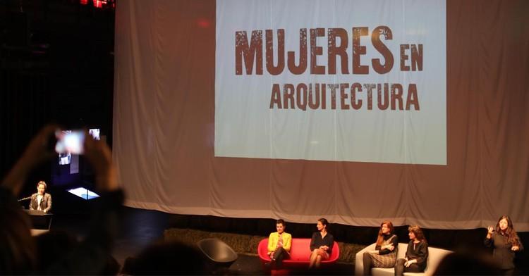 Bienal Diálogos Impostergables: Mujeres en Arquitectura, © Pamela Domínguez