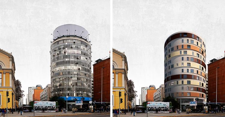 Conoce a los ganadores del Concurso 'Proyectar a Conciencia STO' en XX Bienal de Arquitectura, Primer Lugar - Edificio REVAL - Estudio de Arquitectura NO.OFF . Image Cortesía de STO
