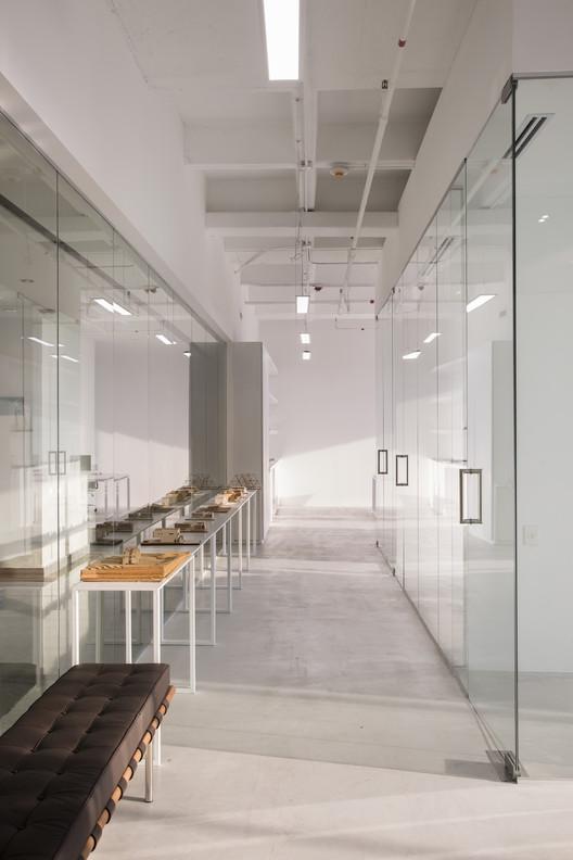 Oficinas MTA / MT Arquitectos, © Jorge Taboada