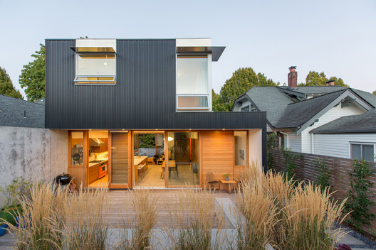 Capitol Hill House Shed Architecture Amp Design Archdaily