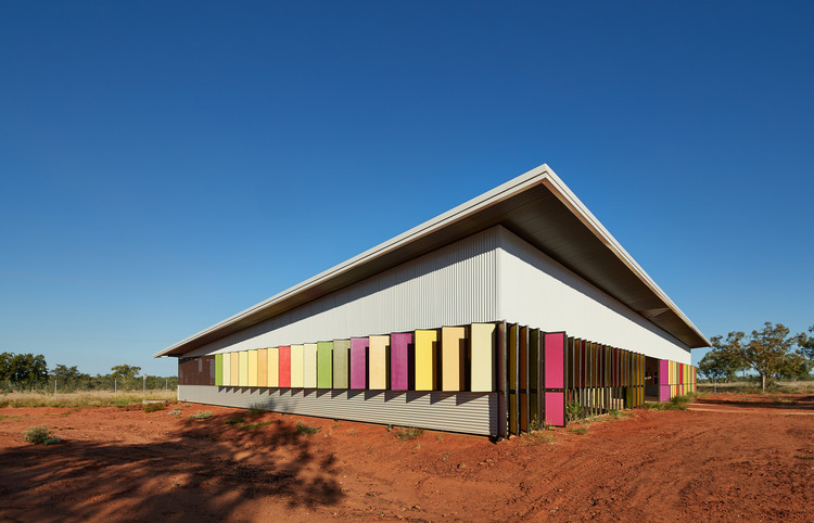 Fitzroy Crossing Renal Hostel / iredale pedersen hook architects, © Peter Bennetts