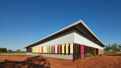 Fitzroy Crossing Renal Hostel / iredale pedersen hook architects
