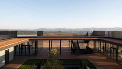 Bodega de vino Gai-Kodzor / Kleinewelt Architekten