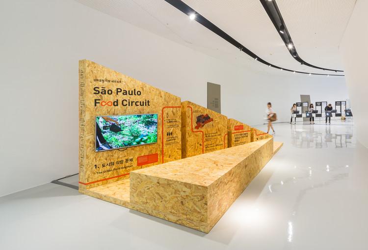 Circuitos alimentares na cidade de São Paulo é tema de exposição na Bienal de Arquitetura de Seul 2017, © Kyungsub Shin Studio