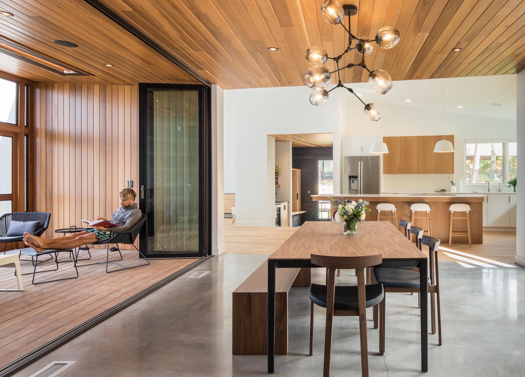 Galeria De Casa Do Lago Strand Design