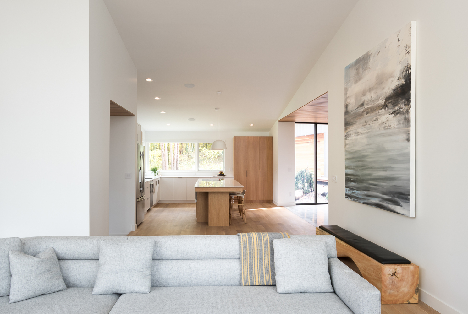 Gallery of Northern Lake Home / Strand Design - 18
