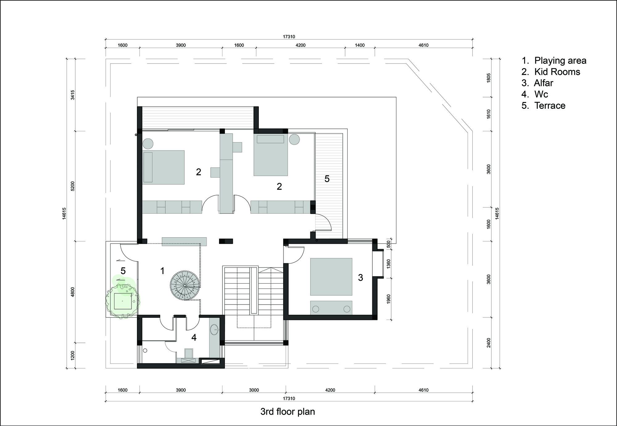 Galer A De Casa Vh6 Idee Architects 48