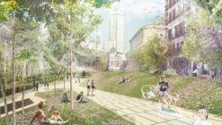 Welcome Mother Nature: la nueva Plaza de España encara la recta final antes de su construcción