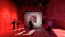 Panel KPD del pabellón chileno en la Bienal de Venecia 2014 se suma al Museo de la Memoria en Santiago