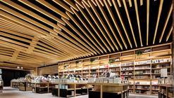 Yanjiyou Bookstore  / Karv One