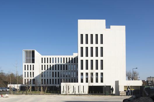Sede principal IDF Habitat / Piuarch + Stefano Sbarbati Architecte