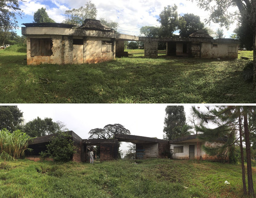 Protection and Preservation Policies are Fundamental for the Rescue of Abandoned Architecture in Argentina