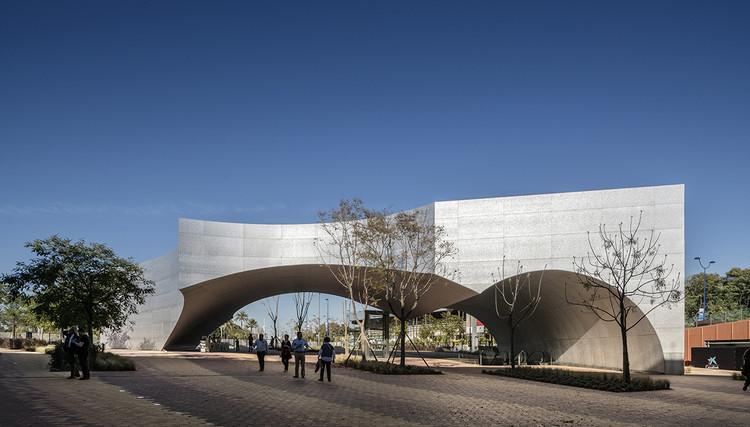 Centro Cultural CaixaForum - Sevilha / Vázquez Consuegra, © Jesús Granada