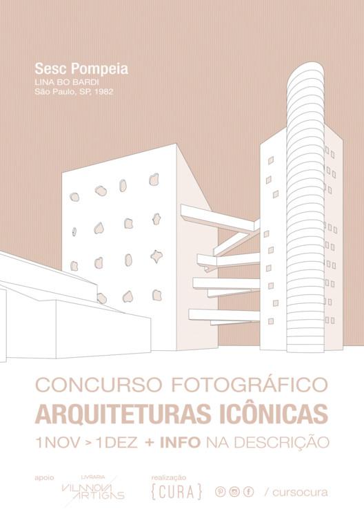 {CURA} Concurso Fotográfico Arquiteturas Icônicas, {CURA} Concurso Fotográfico Arquiteturas Icônicas