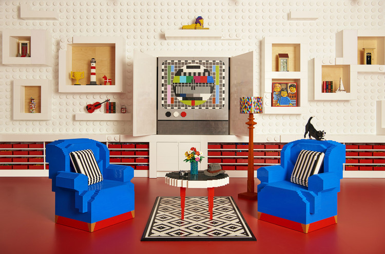 Call for Entries: Spend a Night at the LEGO House, Courtesy of Airbnb, Courtesy of Airbnb