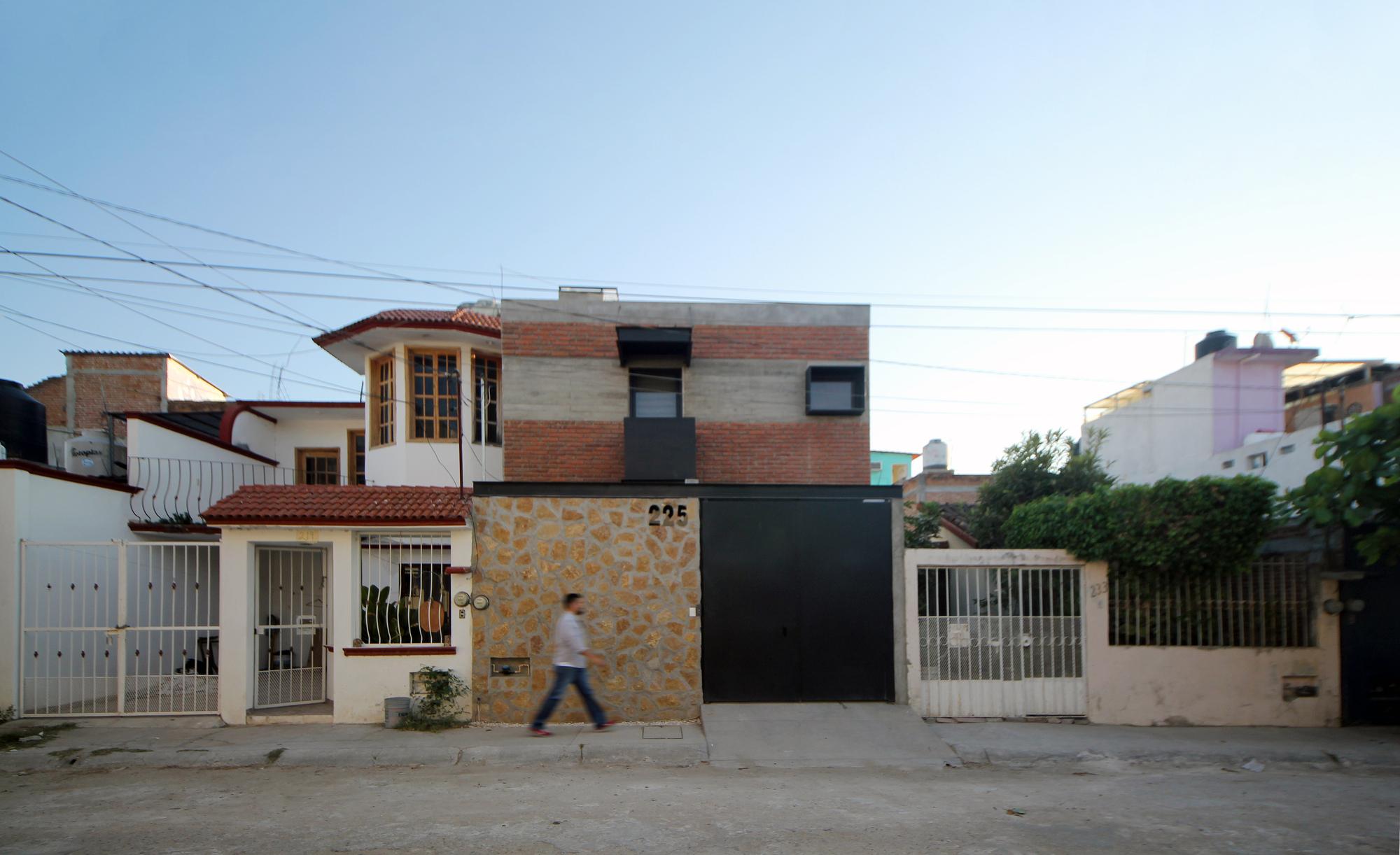 Galer a de casa ch apaloosa estudio de arquitectura y for Arquitectura y diseno de casas
