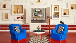 Chamada aberta: Passe uma noite na LEGO House como cortesia do Airbnb