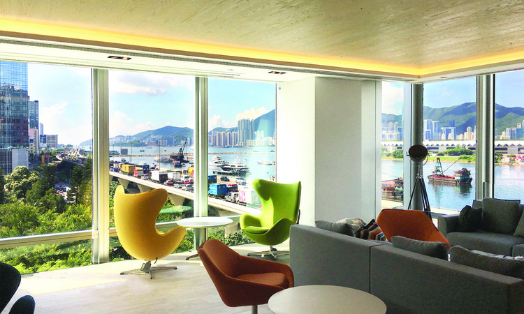Citi Tower OBE; Hong Kong / M Moser Associates. Image Courtesy of American Institute of Architects
