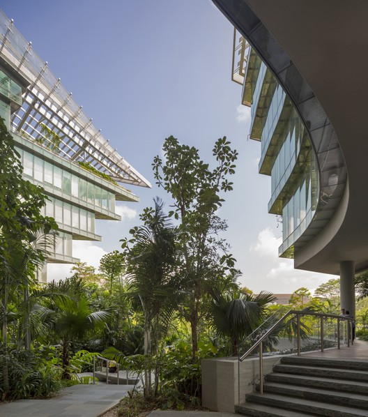 Sandcrawler; Singapore / Andrew Bromberg, Assoc. AIA. Image Courtesy of American Institute of Architects