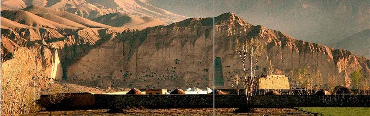 Land of the Rising Tulips - Bamiyan Cultural Center; Bamiyan, Afghanistan / RAW-NYC Architects. Image Courtesy of American Institute of Architects