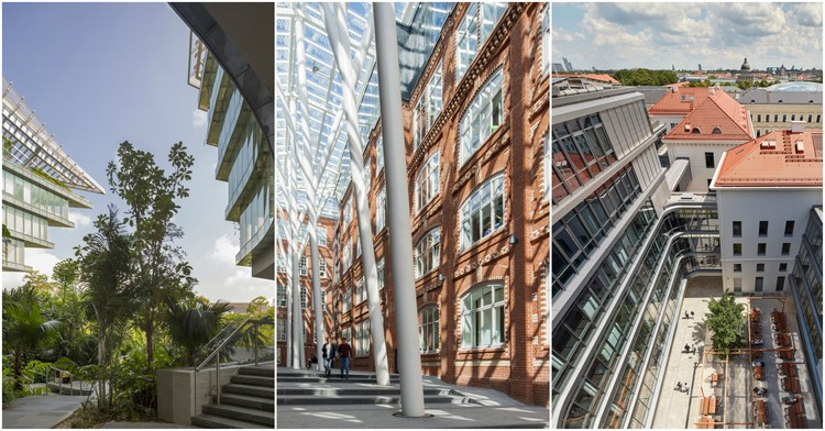 10 Projects Chosen as Winners of 2017 AIA International Region Design Awards, Courtesy of American Institute of Architects