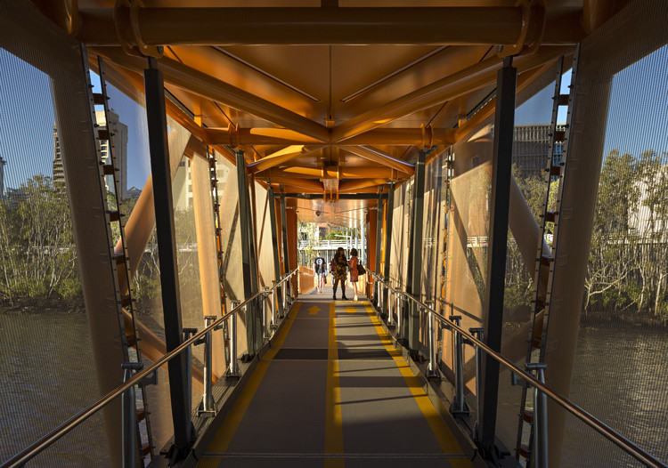 Brisbane Ferry Terminals Cox Architecture Archdaily